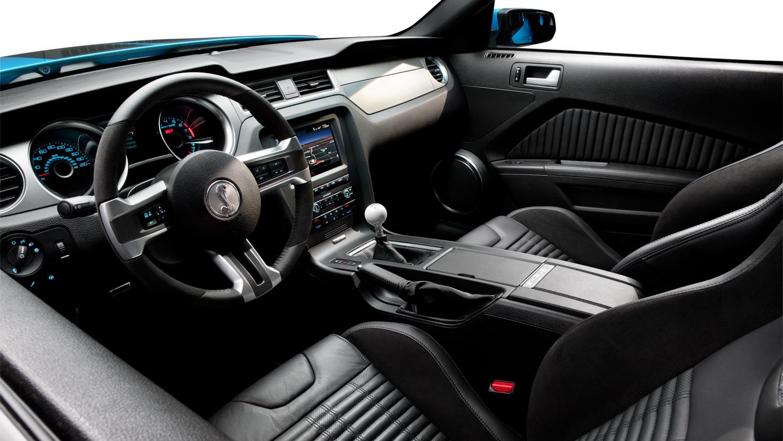 image mustang - Ford Mustang V6 2014 Interior