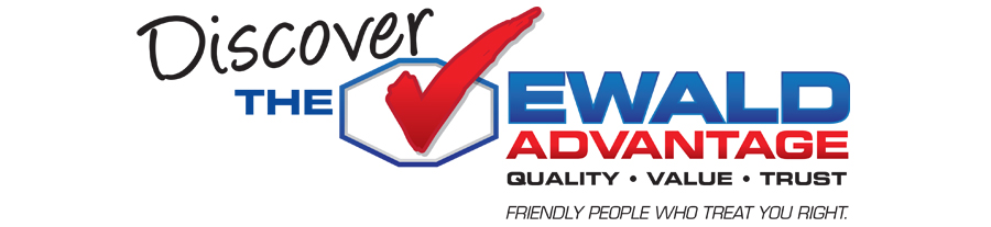 Ewald Advantage Banner