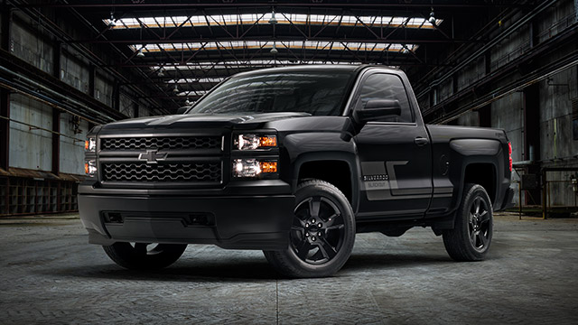 Chevy S 2016 Special Edition Trucks Add Spice To Driving
