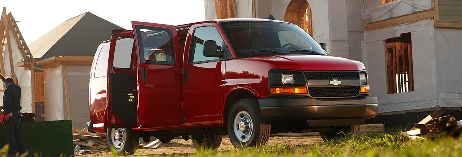 Chevrolet Express Van Banner