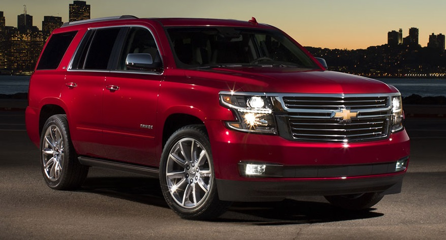 the new 2016 chevy tahoe lease ewald chevrolet buick. Black Bedroom Furniture Sets. Home Design Ideas