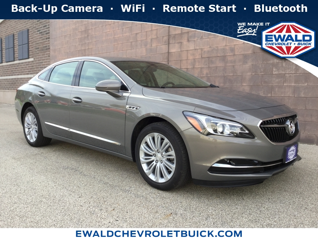 Buick LaCrosse: Canceling a Remote Start
