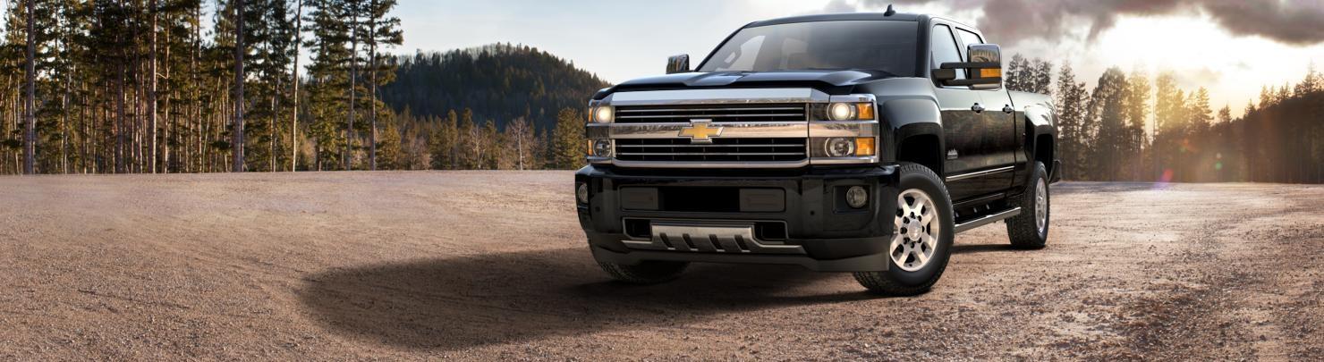 Chevrolet Silverado 3500HDBanner