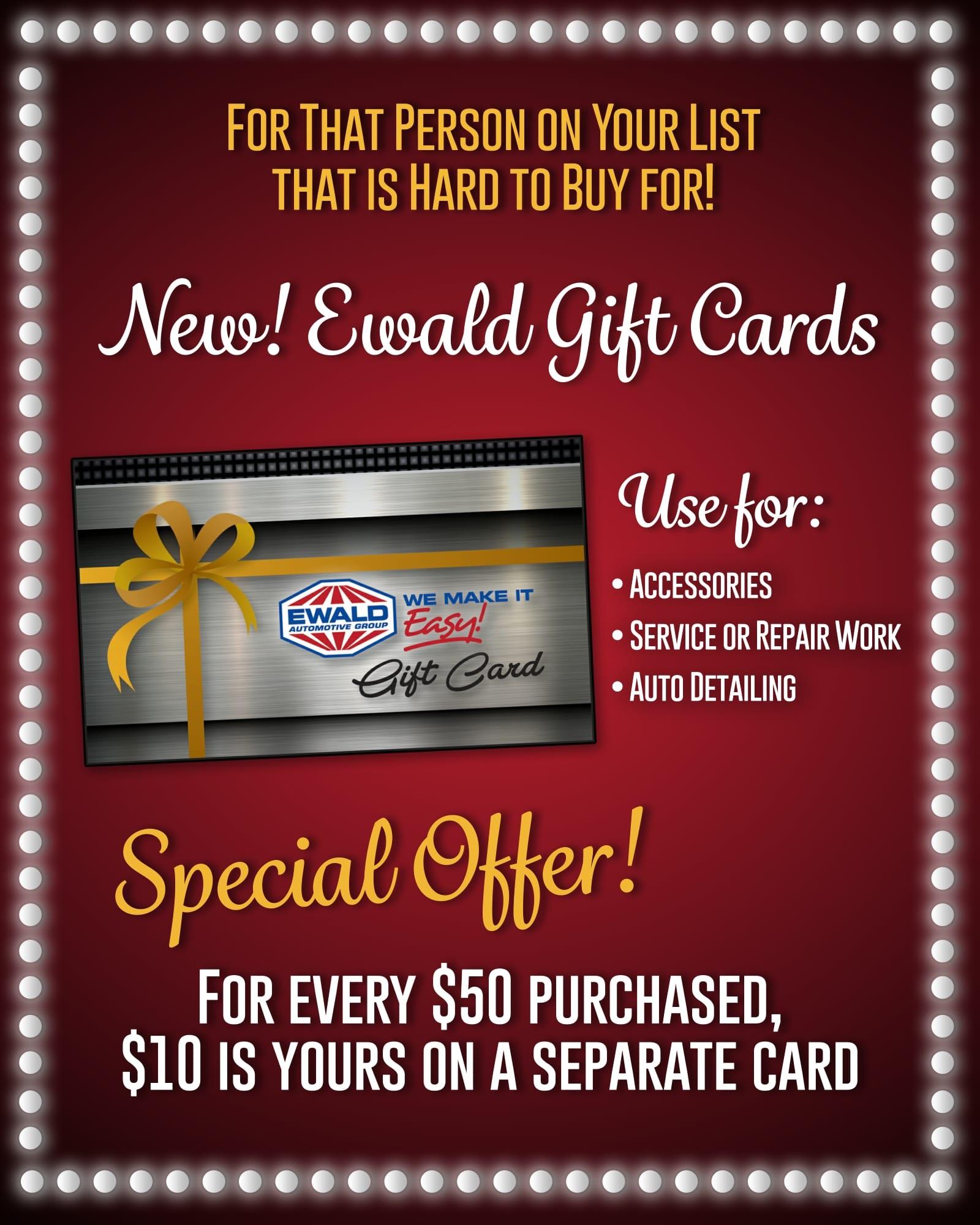 Ewald kia coupons