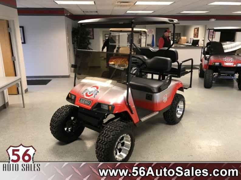 used golf carts for sale in ohio 56 auto sales. Black Bedroom Furniture Sets. Home Design Ideas