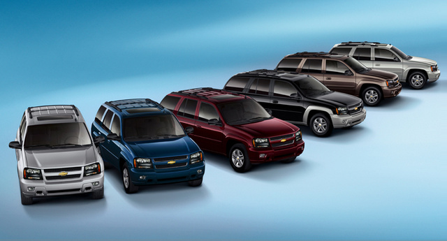 Used Chevrolet Suvs For Sale At Bexley Motorcar Company