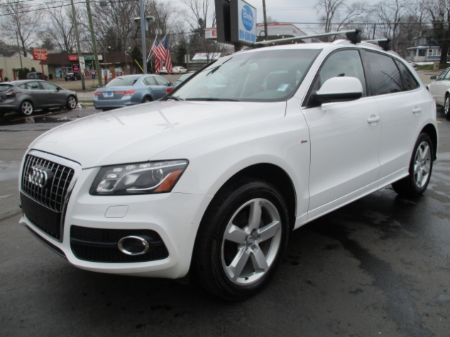 The Ever Luxurious Audi Used Suv For Sale Bexley Motorcar Co