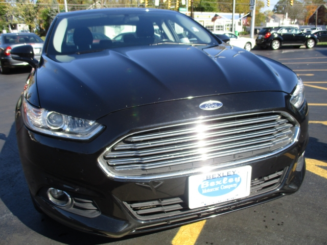 The 2014 Ford Fusion Bexley Motorcar Co
