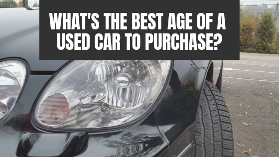 What S The Best Age Of A Used Car To Purchase Used Car Motor Mall