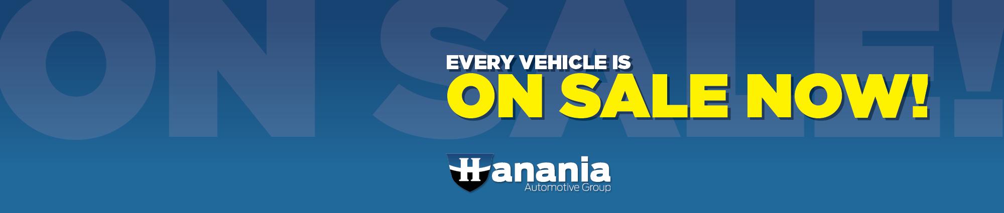 Hanania Automotive Group Hanania Automotive Group