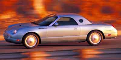 2002 Ford Thunderbird , 14735A, Photo 1