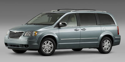 2008 Chrysler Town & Country Touring, 29265B, Photo 1