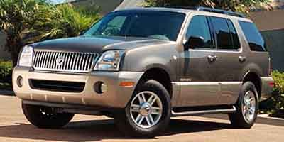 "2002 Mercury Mountaineer 4dr 114"" WB AWD, 23419A, Photo 1"