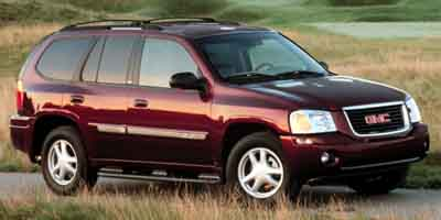 2002 GMC Envoy SLT, 28053A, Photo 1