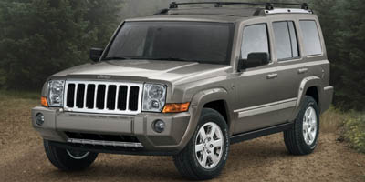 2008 Jeep Commander Limited, P2509, Photo 1