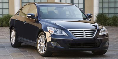 2009 Hyundai Genesis 4dr Sdn 4.6L V8, 29390C, Photo 1