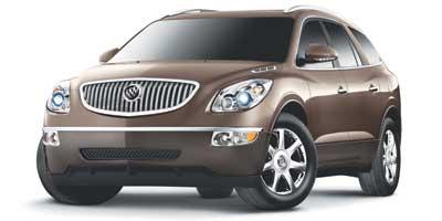 2008 Buick Enclave CXL, 25335B, Photo 1