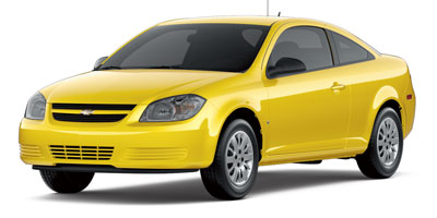 2009 Chevrolet Cobalt 2-door Cpe LS, 4487A, Photo 1