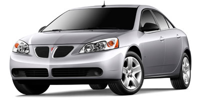 2009 Pontiac G6 4-door Sedan w/1SA *Ltd Avail*, 4516, Photo 1