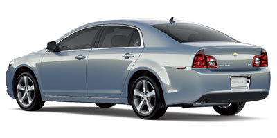 2009 Chevrolet Malibu 4-door Sedan LT w/2LT, 82153A, Photo 1