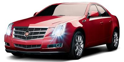 2009 Cadillac CTS RWD w/1SA, 25825, Photo 1