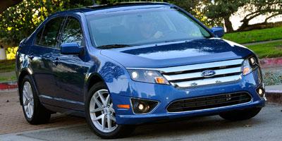 2010 Ford Fusion SE, AR371797, Photo 1