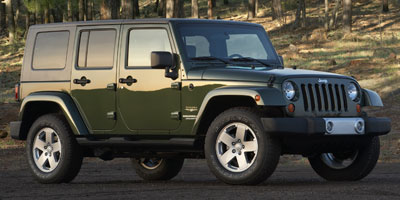2009 Jeep Wrangler Unlimited Sahara, 32360, Photo 1