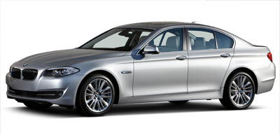 2011 BMW 5 Series 535i xDrive, 12455A, Photo 1