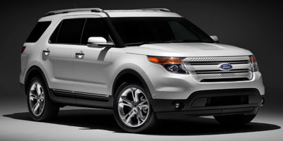 2011 Ford Explorer Limited, M4544A, Photo 1