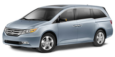 2011 Honda Odyssey Touring, 12-0803A, Photo 1