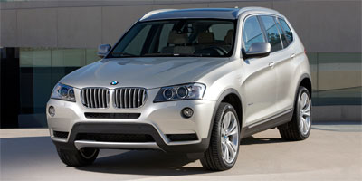 2012 BMW X3 35i, EE205A, Photo 1