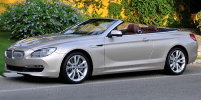 2012 BMW 6 Series 650i, P2268, Photo 1