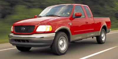 2002 Ford F-150 , 19516A, Photo 1