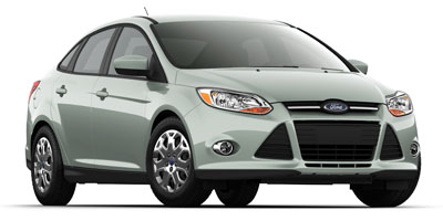 2012 Ford Focus SE, 31837A, Photo 1