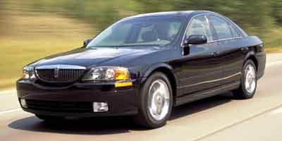 2002 Lincoln LS , 2Y713862, Photo 1