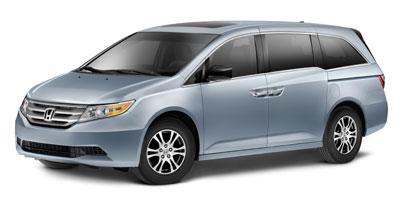 2012 Honda Odyssey , 31719B, Photo 1