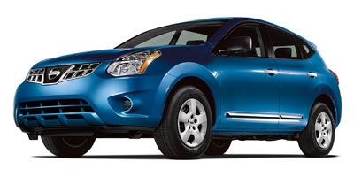 2011 Nissan Rogue S, M4831B, Photo 1