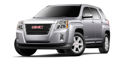 2013 GMC Terrain SLE, 31593A, Photo 1