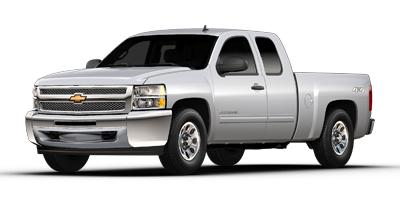 2013 Chevrolet Silverado 1500 LT, 32909, Photo 1