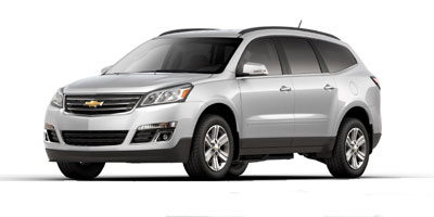 2013 Chevrolet Traverse LT, M4764A, Photo 1