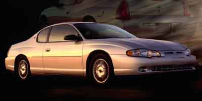 2002 Chevrolet Monte Carlo LS, 29472A, Photo 1