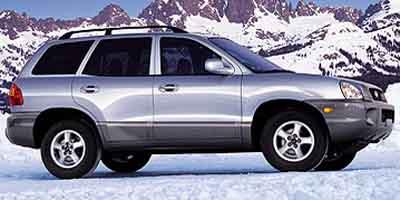 2002 Hyundai Santa Fe , 29379A, Photo 1