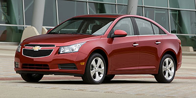 2014 Chevrolet Cruze 1LT, 25844, Photo 1
