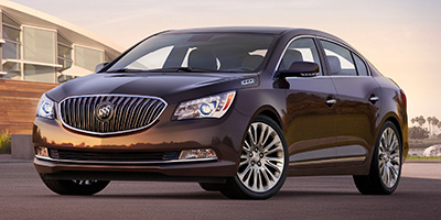 2015 Buick LaCrosse Leather, EE169A, Photo 1