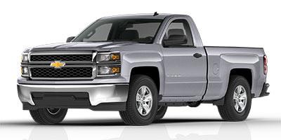 2014 Chevrolet Silverado 1500 Work Truck, EZ212500, Photo 1