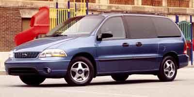 2002 Ford Windstar Wagon SE w/210A, 21210B, Photo 1