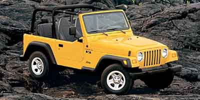 2002 Jeep Wrangler X, 25603A, Photo 1