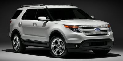 2015 Ford Explorer XLT, 25851, Photo 1