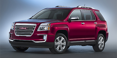 2017 GMC Terrain SLE, M4850A, Photo 1