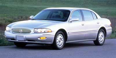 2000 Buick LeSabre Custom, P1503A, Photo 1